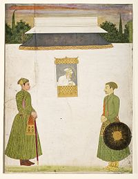 Aurangzeb dispatched his personal imperial guard during the campaign against the Satnami rebels.