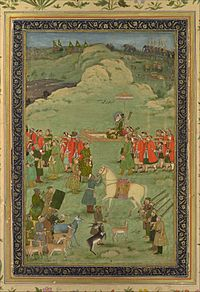 Aurangzeb leads his final expedition (1705), leading an army of 500,000 troops.