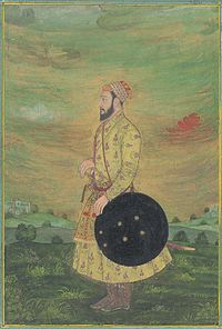 A Mughal trooper in the Deccan.