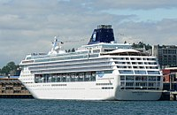 210 cruise ship visits brought 886,039 passengers to Seattle in 2008.