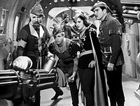 Lucas's early plan was to buy the rights to the Flash Gordon film serials and comics of the 1930s and 1940s