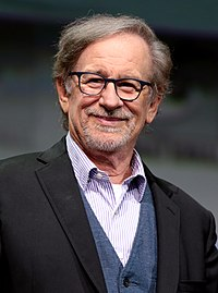 Steven Spielberg said he was the only person in the audience to have enjoyed the film in its early cut screening.