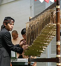 Angklung as a Masterpiece of Oral and Intangible Heritage of Humanity