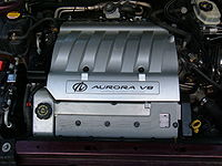 2006 Oldsmobile Engine used in the Series 1 (North America)