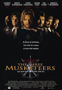 The Three Musketeers (1993 film)