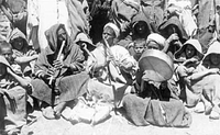 A group of Jilala musicians in 1900