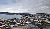 The album was partially recorded in Reykjavík, Iceland.