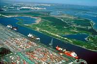The Barbours Cut Container Terminal