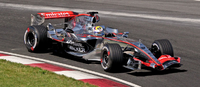 Montoya at the 2006 Canadian Grand Prix.