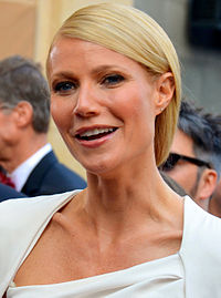 Paltrow at the 84th Academy Awards in 2012