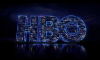 """End card from """"HBO City"""" feature presentation sequence, used since March 4, 2017. Bylines appearing beneath the logo differ by channel and daypart: """"Movie Premiere"""" (for Saturday film premieres on the main channel), """"Movie Presentation"""" (used by most HBO channels, except HBO Family, as a generic movie bumper) and """"Presentaćion de Pelicula"""" (for movies shown on HBO Latino)."""