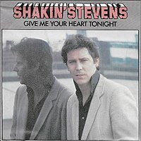 Give Me Your Heart Tonight (song)