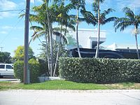 Hit Factory in Miami, Florida, where most of Afrodisiac was recorded.