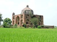 Tombs of Ustad-Shagird, Sirhind