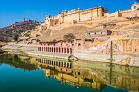 Amer Fort and Jaigarh Fort