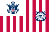 Ensign of the United States Coast Guard