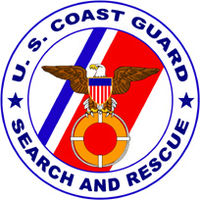 Logo of the Search and Rescue Program of the U.S. Coast Guard