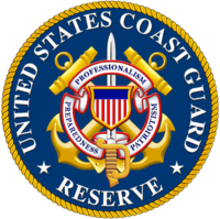 Seal of the United States Coast Guard Reserve
