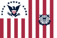 Former Coast Guard ensign, used from 1915 to 1953