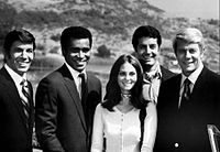 Mission: Impossible: Leonard Nimoy, Greg Morris, Lesley Ann Warren, Peter Lupus, and Peter Graves (1970)