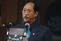 List of chief ministers of Nagaland