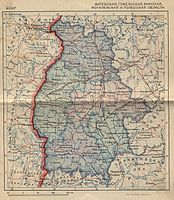 BSSR between the two World Wars