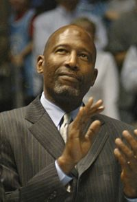 James Worthy, inducted in 2003