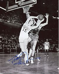 Tom Heinsohn, inducted in 1986