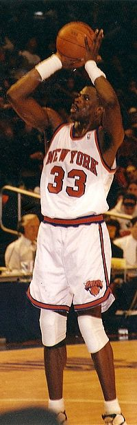 Patrick Ewing, inducted in 2008