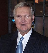 Jerry West, inducted in 1980