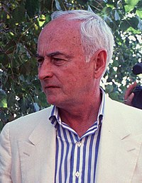 James Ivory, pictured in September 1991, took nine months to write the script, and had been set to co-direct the film.