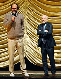 The film adaptation, as directed by Guadagnino (left), differs from Ivory's script and the source material written by Aciman (right).