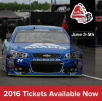"2016 Axalta ""We Paint Winners"" 400"