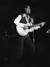 Campbell performing at the Michigan State Fair, c. 1970