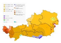 Map shows Austria and South Tyrol, Italy.