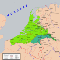 The Low Franconian dialects