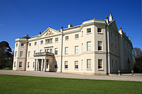 Saltram House which stood in for Norland Park in Sense and Sensibility (1995)