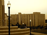 Tri-Towers Residence Hall Complex