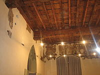 Ceiling of Main Lecture Room at KSU Florence Facility