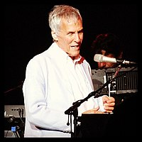 Bacharach performing in 2013