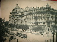 By the early 1900s Odessa had become a large, thriving city, complete with European architecture and electrified urban transport.