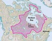 Canadian canoe routes