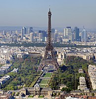 Paris is one of the best-known cities in the world.
