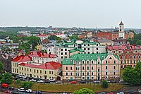 Vyborg in Leningrad Oblast, Russia has existed since the 13th century
