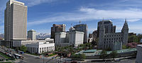 Buildings and sites of Salt Lake City
