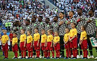Nigeria at the FIFA World Cup