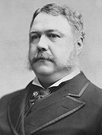 Presidency of Chester A. Arthur