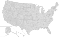 List of counties by U.S. state and territory