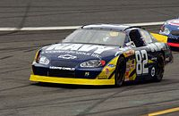 Casey Atwood in the 82 in 2003