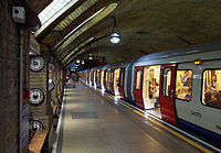 The London Underground is the world's oldest and third-longest rapid transit system.